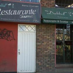 Dubbel Restaurante Gourmet en Bogotá