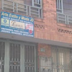 Arte Estilo y Moda JD en Bogotá