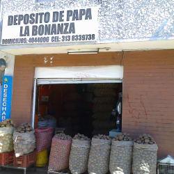 Depósito de Papa La Bonanza en Bogotá