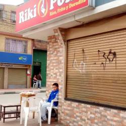 Riki Pollo en Bogotá