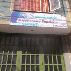 S Y S Comunicaciones en Bogotá