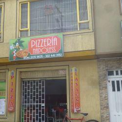 Pizzeria Napoless en Bogotá