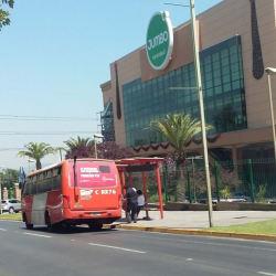 Paradero Transantiago PC975 en Santiago