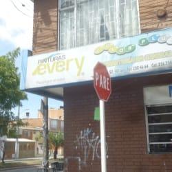 Pinturas Every  en Bogotá