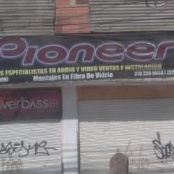 Pioneer en Bogotá