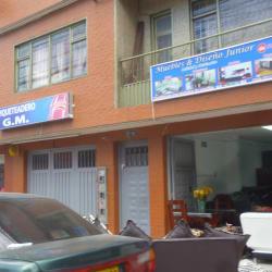 Piqueteadero GM en Bogotá