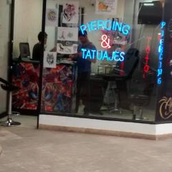 Piercing & Tatuajes en Bogotá