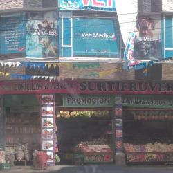 Surtifruver Calle 67 en Bogotá