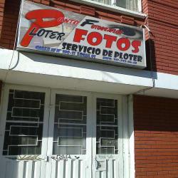 Punto Ploter en Bogotá