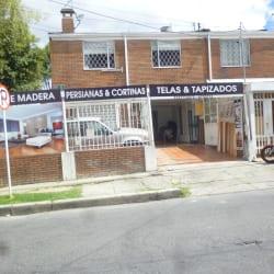 Pizos En Madera en Bogotá