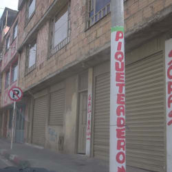Piqueteadero en Bogotá