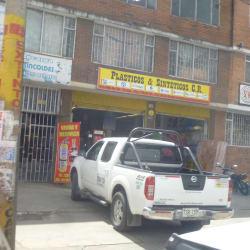 Plasticos Y Sinteticos CR en Bogotá