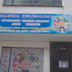 Pequeños Exploradores en Bogotá