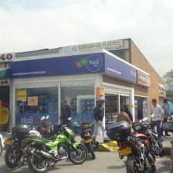 Tigo Abastos en Bogotá