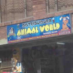 Distribuidora Animal World en Bogotá