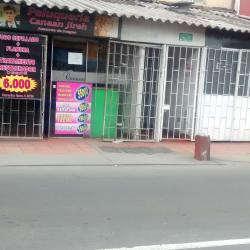 Peluquería Canaan Jireth  en Bogotá