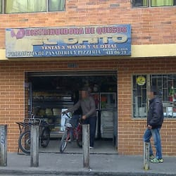 Distribuidora De Quesos El Orito  en Bogotá