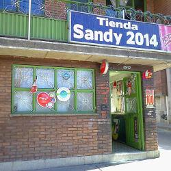 Tienda Sandy 2014 en Bogotá