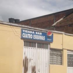 Tienda Bar Cuatro Esquinas en Bogotá