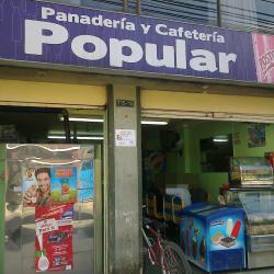 Panaderia Y Cafeteria Popular en Bogotá