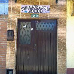 Remontadora Lucho en Bogotá