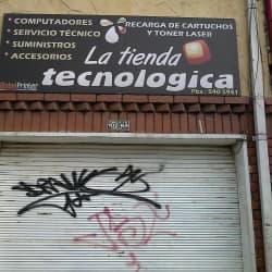 La Tienda Tecnólogica en Bogotá