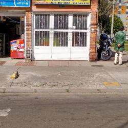 Arepas Rellenas Arepa Express en Bogotá