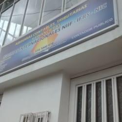 Asesorias Contables Tributarias Y Financieras en Bogotá