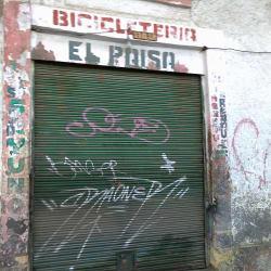 Bicicleteria El Paisa en Bogotá