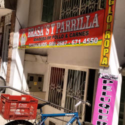 Brasa's Y Parrilla  en Bogotá