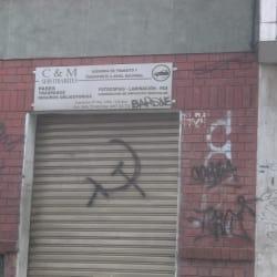 C Y M Servitramites en Bogotá