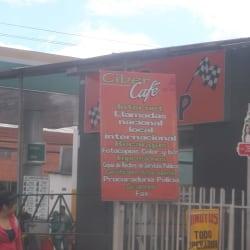 Ciber Cafe en Bogotá