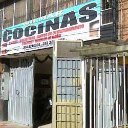 Wilmar Cocinas en Bogotá
