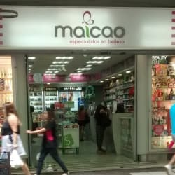 Maicao - Av. Libertador Bernardo O'higgins / Estado en Santiago