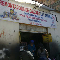 Remontadora De Calzado La Fortuna en Bogotá