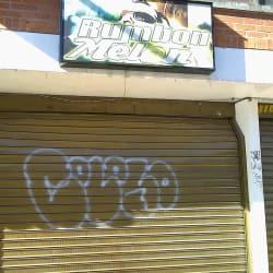 Rumbon Melón en Bogotá