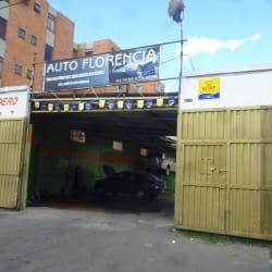 Auto Florencia en Bogotá