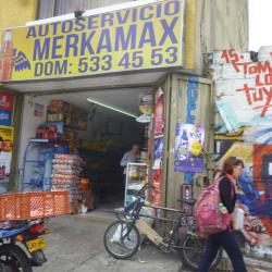 Autoservicio Merkamax en Bogotá
