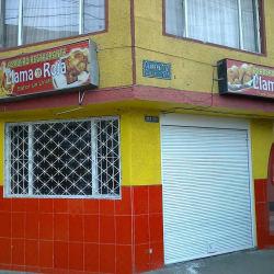 Asadero Restaurante Llama Roja en Bogotá
