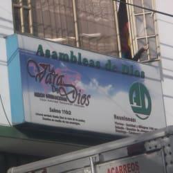 Asambleas De Dios La Vara De Dios en Bogotá