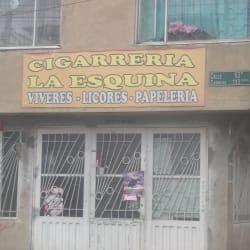 Cigarreria La Esquina Calle 63B en Bogotá