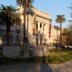 Museo Nacional de Historia Natural en Santiago