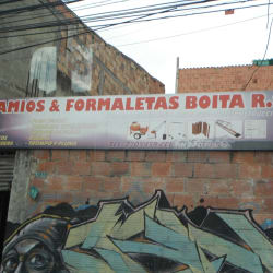 Andamios Y Formaletas Boita R.S en Bogotá