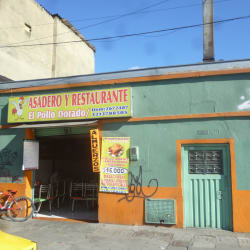 Asadero Y Restaurante El Pollo Dorado en Bogotá