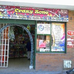 Piñateria y Miscelanea Crazy Zone en Bogotá