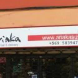 Ariaka Sushi Bar & Delivery en Santiago