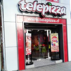 Telepizza - Pedro de Valdivia / Providencia en Santiago