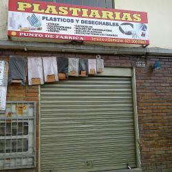 Plastiarias en Bogotá