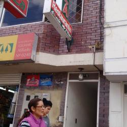 Restaurante El Meson en Bogotá