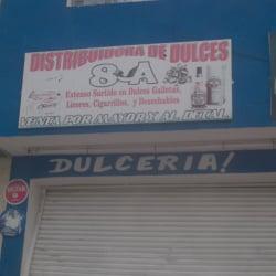 Distribuidora De Dulces 8A en Bogotá
